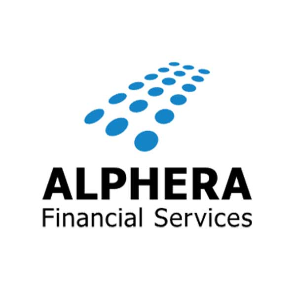"logo for the case study ""We want to sell more used car finance online."" Alphera Financial Services"